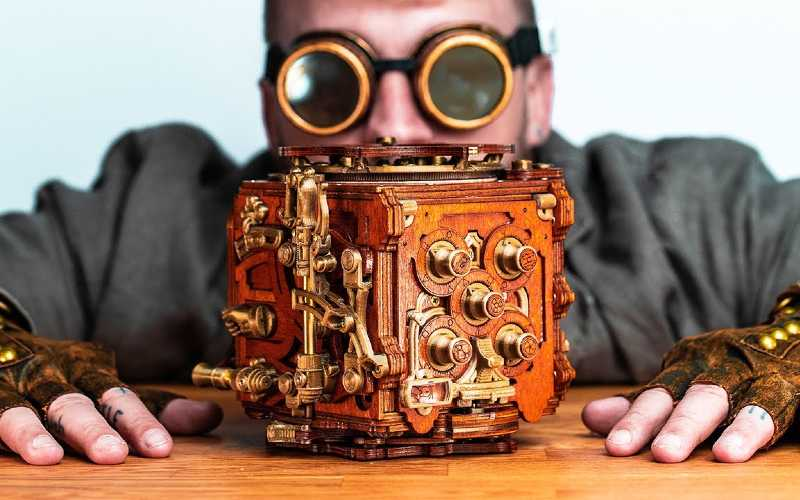 Steampunk Puzzles