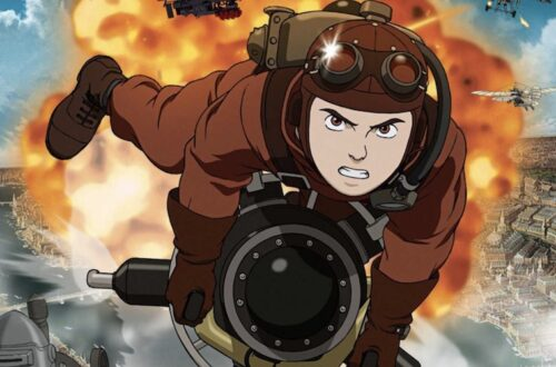 steampunk movies steamboy
